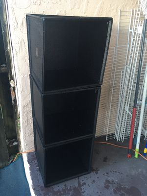 Stackable storage boxes for Sale in Miami, FL