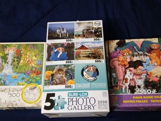 Puzzles for Sale in Winter Haven,  FL