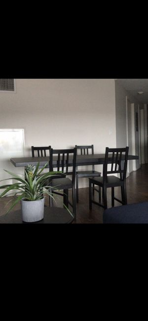 Dining Table and Chairs! for Sale in Boston, MA