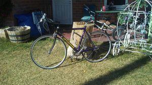 Black and purple road bike for Sale in Phoenix, AZ