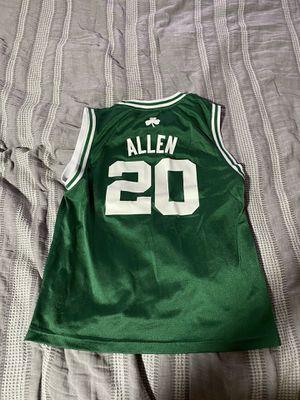 Boston Celtics Ray Allen kids jersey for Sale in Lynnfield, MA