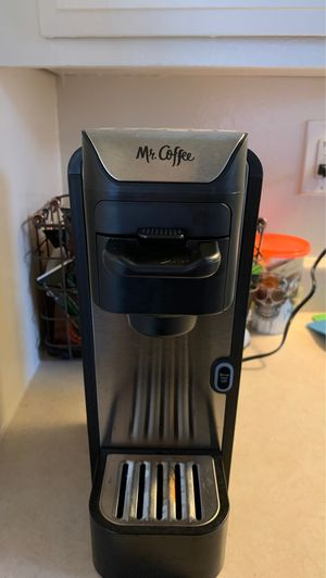 Mr. Coffee 1 cup coffee maker for Sale in Rancho Palos Verdes, CA