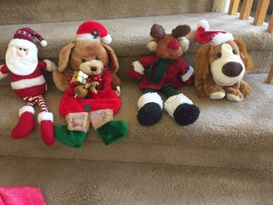 For stuffed Christmas decorations. for Sale in Chino Hills, CA