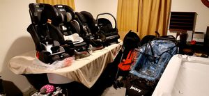 Baby Strollers and Carseats (for a reasonable price) for Sale in Fontana, CA