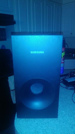 Samsung home theater system for Sale in Belle Isle, FL