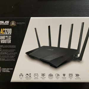 Asus RT-AC3200 Tri-band Router for Sale in San Diego, CA