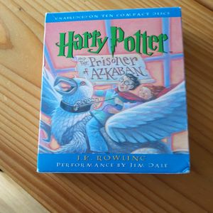 Harry Potter And The Prisoner Of Azkaban, 10 Compact Discs for Sale in Princeton, NJ