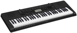 Casio CTK-3500 61-Key Touch Sensitive Keyboard with Music Stand & Manual. Great Condition. for Sale in Tigard, OR
