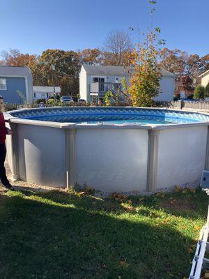 16 foot pool for Sale in Warwick, RI