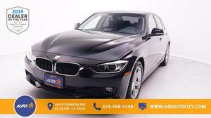 2015 BMW 3 Series for Sale in El Cajon, CA