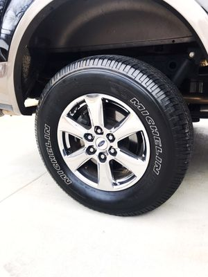 TIRE AND RIM! Set of 4 for Sale in Falls Church, VA
