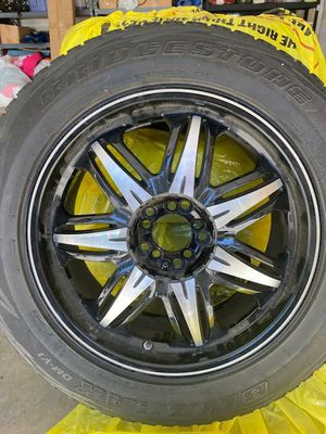 Studless Snow Tires with Wheels for Sale in Bremerton, WA