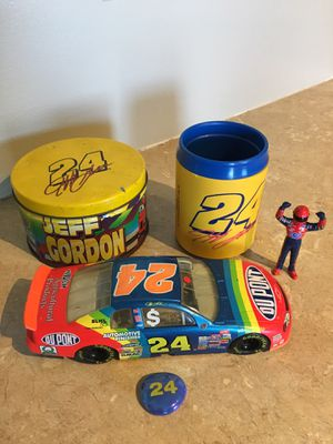 Assorted # 24 Jeff Gordon Collectibles for Sale in Marion, IN