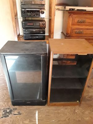 Stereo cabinets for Sale in Hamilton, MS