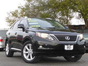 2011 Lexus RX 350 for Sale in Sunland, CA
