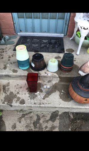 assorted nursery pots for Sale in Los Angeles, CA