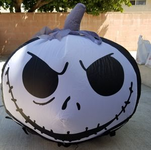 Nightmare Before Christmas Jack Inflatable for Sale in Bell Gardens, CA
