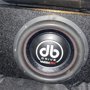 DB Drive 5,000 Watts . MONSTER SUB ! for Sale in Tampa, FL
