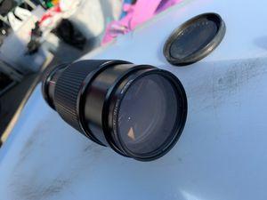 Vivitar tokina camera lens for Sale in Fresno, CA
