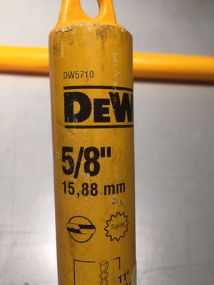 Dewalt-dw5710 spline shank rotary hammer bit for Sale in Houston, TX