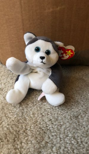 Nanook beanie baby for Sale in Calverton, MD
