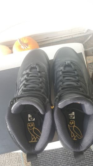 Black OVO 10s size 11 for Sale in Allentown, PA