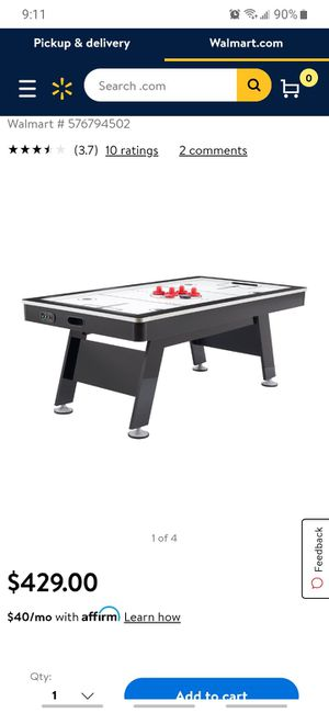 Full size air hockey table for Sale in Scottsdale, AZ