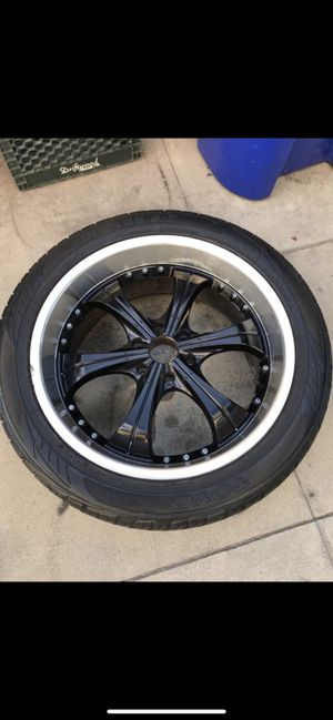 """22"""" rims for Sale in South Gate, CA"""