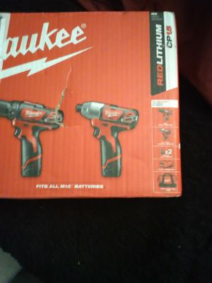 Brand new in the box not opened milwakiee tools for Sale in Hemet, CA