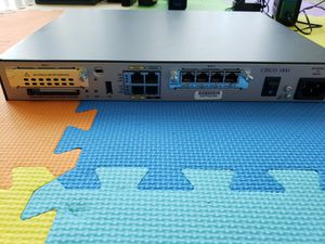 Cisco ISR 1841 Router for Sale in Pompano Beach, FL