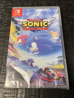 Sonic Racing Nintendo Switch (Brand New) for Sale in Hialeah,  FL