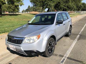 2009 Subaru Forester for Sale in Sacramento, CA