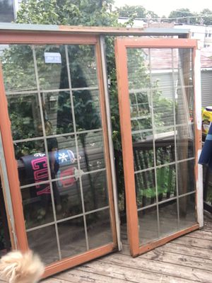 Patio Doors With Screen for Sale in Cicero, IL