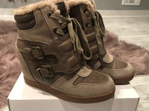 Brand NEW ALDO wedged boots! for Sale in Manchester, MO