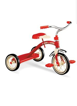 Radio flyers tricycle for Sale in Fontana, CA