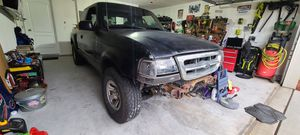 2000 Ford ranger 4x4 4.0L v6 5 speed. for Sale in Jacksonville, FL