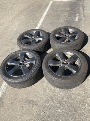 "20"" Rims and Tires for Sale in Hayward, CA"