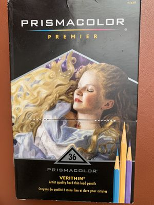 Artists Prismacolor Verithin (Please Read Description Completely) for Sale, used for sale  Seattle, WA