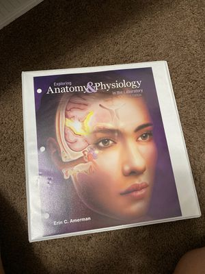 VC Anatomy and Physiology Lab Manual for Sale in Victoria, TX