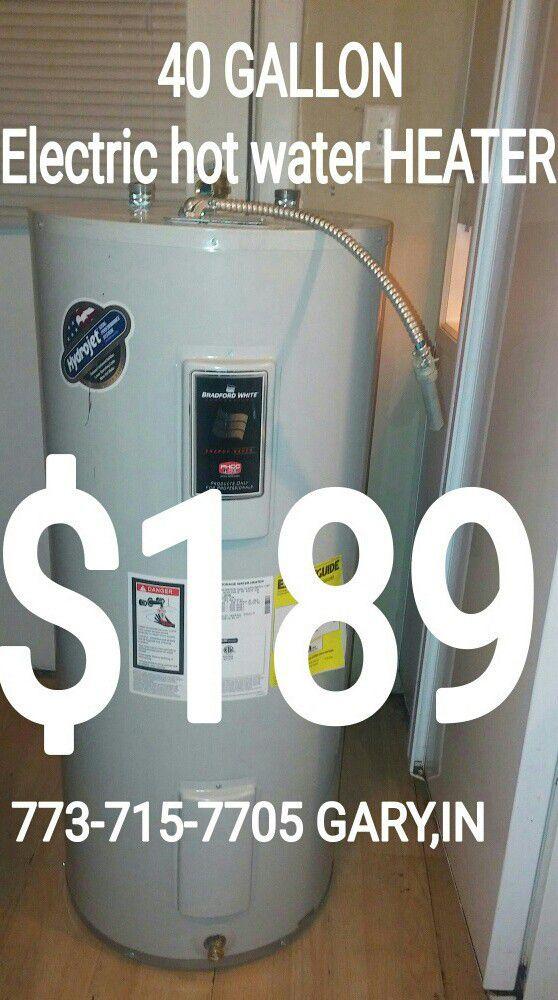 773-715-77O.FIVE GARY,IN HOT WATER HEATER TANK WASHER DRYER STOVE FURNACE FRIDGE refrigerator BOILER