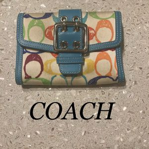 Coach bifold Wallet for Sale in Henderson, NV