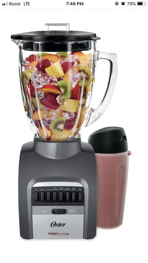Oster blender 14 speed for Sale in Manassas, VA
