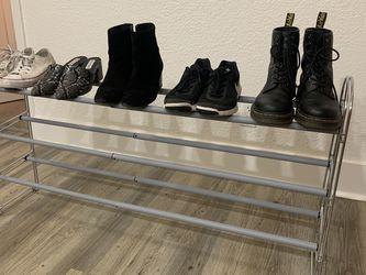 Adjustable Shoe Rack for Sale in Alameda,  CA