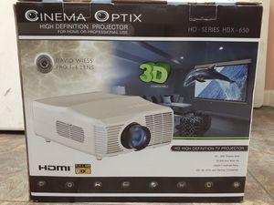 Cinema Optix HD Projector HDX-650 for Sale in Pembroke Pines, FL