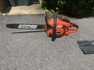 ECHO chainsaw 18 inch 40.2, 2-stroke gas for Sale in Fairfax, VA