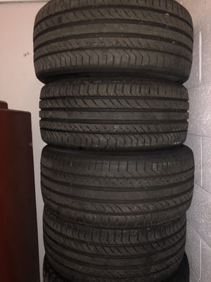 4 Continental ContiSportContact - Summer Tires for Sale in Rockville, MD