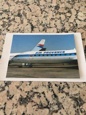 Caravelle aircraft enlargement for Sale in Los Angeles, CA
