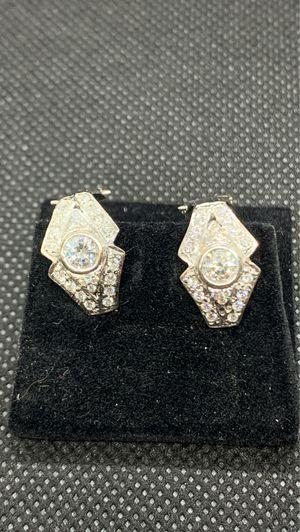 Diamond earrings for Sale in Sacramento, CA