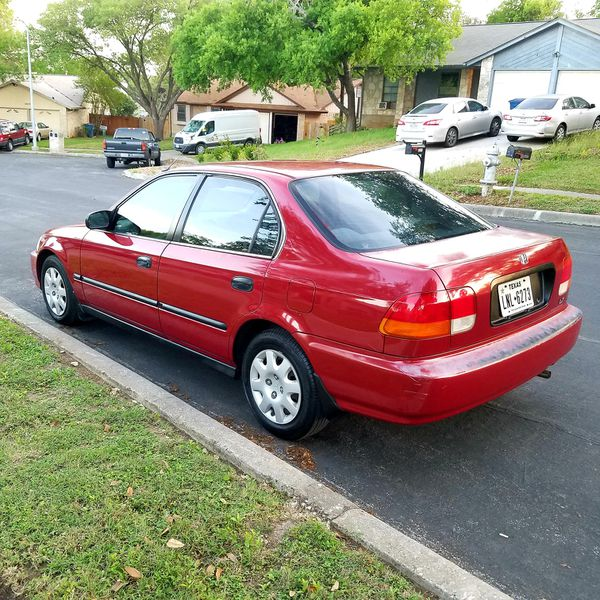 Honda Civic For Sale In San Antonio, TX