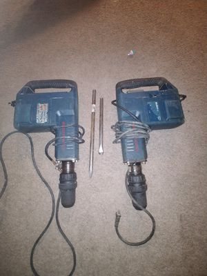 Hammers drills las 2 por esteprecio for Sale in Falls Church, VA